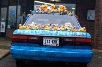 The Duck Mobile