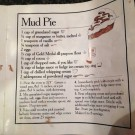 The recipe that started it all
