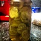 Pickles make the world go 'round