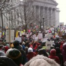 This is what Democracy looks like!