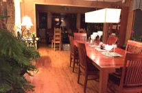 The new diningroom
